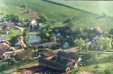 Letecký snímek - Horní Hořice