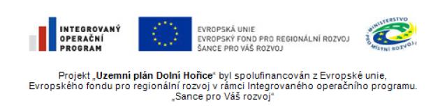 Dotační podpora - Projekt IOP - Územní plán obce  Dolní Hořice