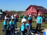 Dětská hasičská soutěž v Mašovicích - foto č. 1