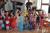 Dětský karneval v Poříně - foto č. 14