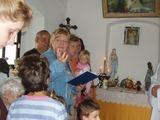 Křtiny - kaplička Mašovice - foto č. 5