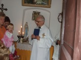 Křtiny - kaplička Mašovice - foto č. 6