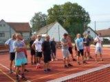 Nohejbalový turnaj v Poříně - foto č. 1