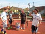 Nohejbalový turnaj v Poříně - foto č. 23