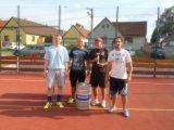 Nohejbalový turnaj v Poříně - foto č. 24
