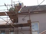 Oprava střechy v Poříně, oprava kapličky v Chotčinách, oprava klubovny v Prasetíně - foto č. 3