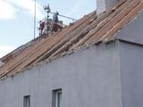 Oprava střechy v Poříně, oprava kapličky v Chotčinách, oprava klubovny v Prasetíně - foto č. 4