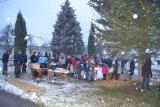 Příprava ozdob a rozsvícení stromečku v Poříně - foto č. 20
