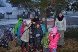 Příprava ozdob a rozsvícení stromečku v Poříně - foto č. 14