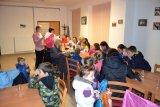 Příprava ozdob a rozsvícení stromečku v Poříně - foto č. 7