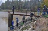 Výlov rybníku v Lejčkově - foto č. 1