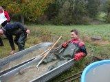 Výlov rybníku v Lejčkově - foto č. 5