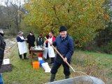 Výlov rybníku v Lejčkově - foto č. 4