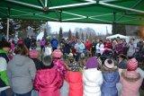 Zpívání u stromečku v Poříně - foto č. 6